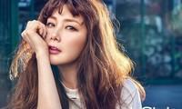 """""""Nữ hoàng phim bi xứ Hàn"""" Choi Ji Woo vừa sinh con gái đầu lòng tại một bệnh viện ở Seoul, Hàn Quốc, ngày 16/5."""