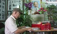 Lão nông 84 tuổi làm phòng lưu niệm về Bác Hồ suốt 30 năm qua