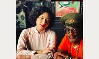Đạo diễn Spike Lee (phải) cùng Ngô Thanh Vân. Ảnh: Instagram.