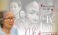 NSƯT Hoàng Yến tuổi 88: Mong gặp lại bạn diễn, xúc động nói về cố NSND Anh Tú