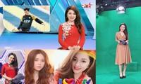 Những hình ảnh xinh đẹp đi vào lòng công chúng của MC Diệu Linh
