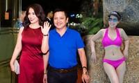 Ngưỡng mộ vóc dáng nuột nà với bikini của bạn gái NSƯT Chí Trung ở tuổi 42