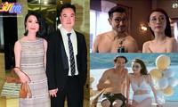 Sao nữ Hong Kong ép chồng phải xem cảnh nóng của mình và bạn diễn nam