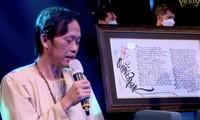 Vì sao bài thơ nói về Quảng Nam của Hoài Linh có giá 700 triệu đồng?
