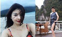 NSƯT Kim Oanh lộ hình xăm ở vị trí đặc biệt khi diện bộ đầm sexy nuột nà ở tuổi U50