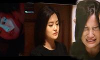 Thuỳ Anh chia sẻ sau tập phim Ánh bị hãm hiếp, Phan Linh nức nở trải lòng với em gái