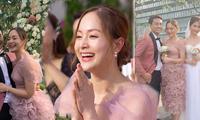 'Say đắm' nhan sắc đẹp lung linh của Lan Phương trong tập cuối 'Tình yêu và tham vọng'