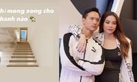 Hồ Ngọc Hà tung ảnh hé lộ tổ ấm mới với Kim Lý?
