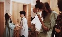 Đông Nhi chia sẻ bộ ảnh 'vượt cạn' xúc động, tiết lộ quá trình khó khăn khi sinh con gái