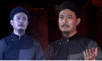 Tiến Lộc xúc động hóa thân Chu Văn An trên sân khấu kỉ niệm 650 năm ngày mất của ông