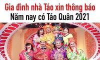 MC Thảo Vân và nghệ sĩ Việt háo hức đón chờ Táo quân 2021