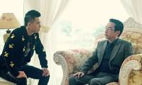Việt Anh kỉ niệm 5 năm quay 'Người phán xử' với NSND Hoàng Dũng