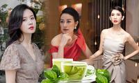 Loạt sao Việt bắt trend 'trà xanh' đầy ẩn ý