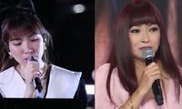 Khán giả choáng khi nghe Hòa Minzy giả giọng giống hệt Phương Thanh, clip cán view 'khủng'