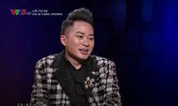 Ca sĩ Tùng Dương hiếm hoi tiết lộ về bà xã hơn tuổi