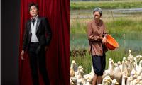 Khán giả 'lịm tim' trước ngoại hình soái ca khác lạ của danh hài Hoài Linh