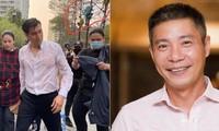 Việt Anh tung ảnh hậu trường 'Hướng dương ngược nắng', NSND Công Lý bình luận 'tấu hài'