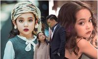 Mê mẩn ngắm nhan sắc thiên thần của con gái Việt Anh trong 'Hướng dương ngược nắng'