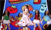 Một thí sinh của Giọng hát Việt nhí 2017 Nguồn: Giáo dục TPHCM