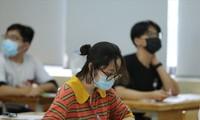 2 năm qua, chất lượng học tập, thi cử của học sinh bị ảnh hưởng bởi dịch COVID-19 Ảnh: Như Ý