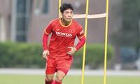 Tuyển Việt Nam chào đón sự trở lại của tiền đạo Công Phượng trước trận gặp tuyển Trung Quốc