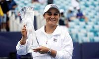 Ashleigh Barty vô địch Miami Open 2021