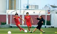 Đội tuyển Việt Nam sẽ phải giải bài toán duy trì phong độ, tinh thần cho các cầu thủ ở Vòng loại cuối World Cup 2022 ảnh: Hữu Phạm