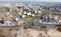 Một góc Khu đô thị du lịch biển Phan Thiết ( tỉnh Bình Thuận) được chuyển đổi từ sân golf