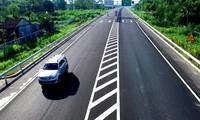 Sau 15 ngày dừng thu phí để sửa chữa hư hỏng mặt đường, cao tốc Đà Nẵng - Quảng Ngãi thu phí trở lại từ ngày 27/10 Ảnh: Anh Tuấn