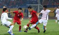 ĐTVN đang thể thiện khá tốt dưới sự dẫn dắt của HLV Park Hang seo tại AFF cup 2018 Ảnh: NHƯ Ý