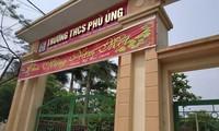 Trường THCS Phù Ủng