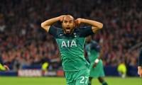 Người hùng Lucas Moura viết lên trang sử mới cho Tottenham