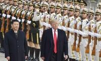 Cả thế giới dõi theo cuộc gặp của ông Trump và ông Tập tại Nhật Bản cuối tuần này Ảnh: Kyodo