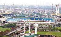 Sân vận động Quốc gia Mỹ Đình Ảnh: Hồng Vĩnh