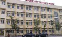Trường THPT chuyên Lam Sơn