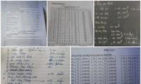 Hoa mắt với các khoản thu của một số trường học tại Nghệ An