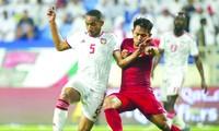 Indonesia (phải) hứng chịu 3 thất bại liên tiếp trước khi gặp đội tuyển Việt Nam ngày 15/10 tới