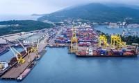 Cảng biển nước sâu Bà Rịa - Vũng Tàu Ảnh: PV