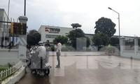 Cty TNHH Tenma Việt Nam tại Khu công nghiệp Quế Võ, Bắc Ninh