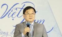 Nhà báo Lê Xuân Sơn, Trưởng Ban Tổ chức HHVN 2020 cảm ơn sự đóng góp của các thí sinh đến với cuộc thi