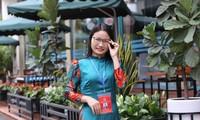 Chị Phạm Thị Ngọc Ánh, người thành lập CLB Ngân hàng máu sống tỉnh Hòa Bình