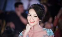 Á hậu Thụy Vân trong vai trò giám khảo Hoa hậu Việt Nam 2020