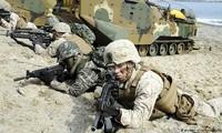 Mỹ-Hàn nối lại tập trận quy mô nhỏ như một bước thăm dò? Ảnh:DW