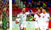 UAE mất sự phục vụ của tiền đạo số 1 Ali Ahmed Mabkhout