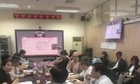 Trung tâm Ðáp ứng khẩn cấp sự kiện y tế công cộng Việt Nam họp đánh giá tình hình dịch bệnh