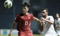 U23 Việt Nam hao tổn nhiều thể lực ở trận đấu với Jordan