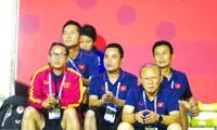 HLV Park Hang Seo rất cần những trận đấu trước thềm vòng loại World Cup 2022 để có thể đánh giá phong độ các học trò. Ảnh: HỮU PHẠM