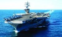 """Mỹ sẽ dùng sức mạnh quân sự và chính sách """"một Trung Quốc"""" để xử lý vấn đề Ðài Loan. Ảnh: Navy Times"""