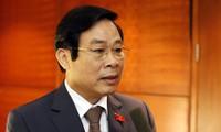 Ông Nguyễn Bắc Son, nguyên Bộ trưởng Bộ Thông tin và Truyền thông nhiệm kỳ 2011-2016.