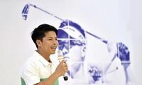 Ông Nguyễn Thái Dương - Giám đốc điều hành hệ thống giải golf chuyên nghiệp Việt Nam